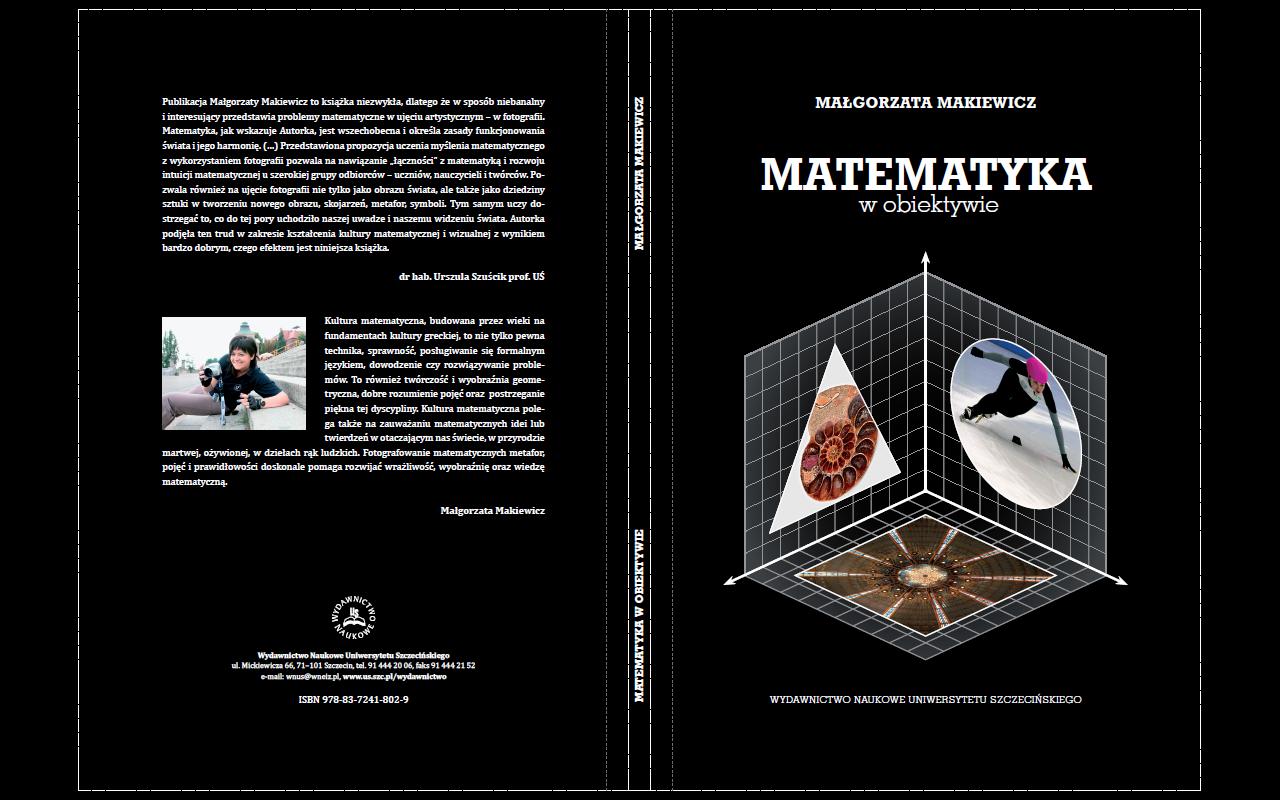 2010 - matematyka w obiektywie okadka